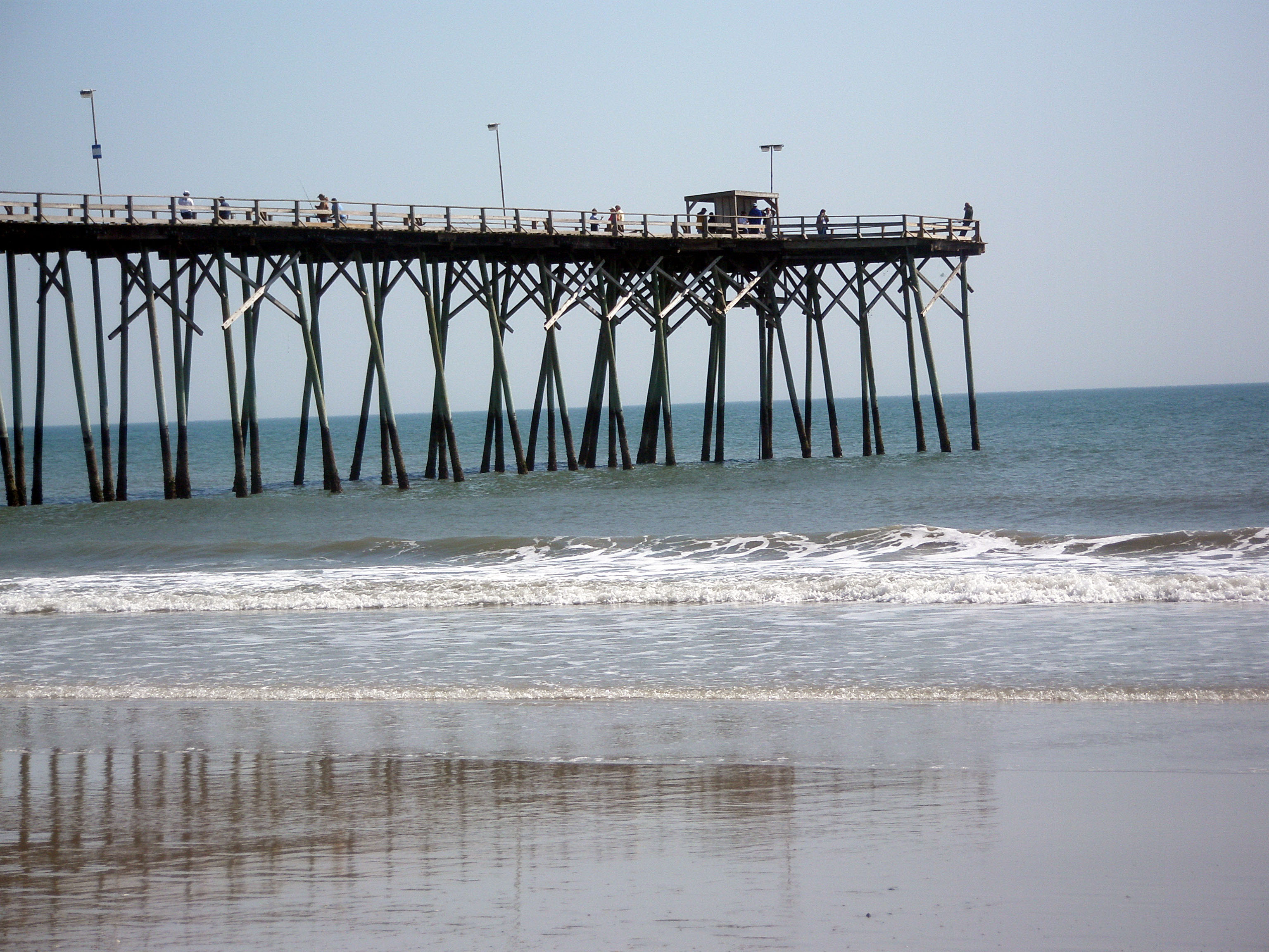 Homes for sale near Kure Beach pier