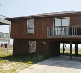 low end kure beach oceanfront home